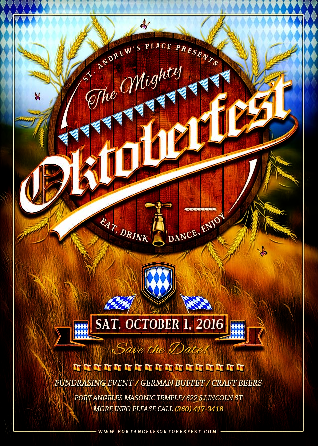 Port Angeles Oktoberfest presented by St. Andrew's Place